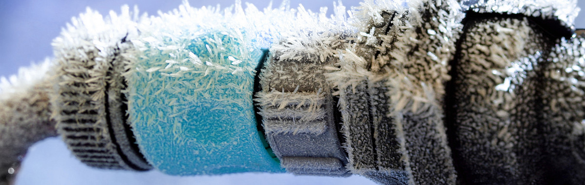 How To Prevent Frozen Pipes This New Year