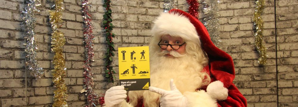Santa Says 1 in 6 Gas Appliances Are Unsafe